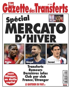 Le Foot Gazette des transferts |