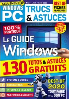 Jaquette Windows PC Trucs et Astuces