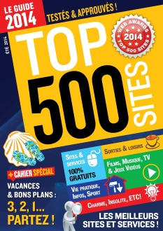 Top 500 Sites Internet