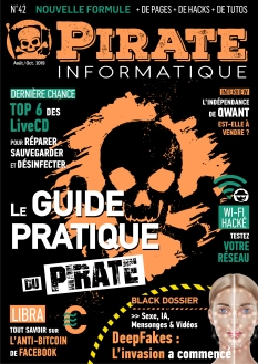 Jaquette Pirate Informatique