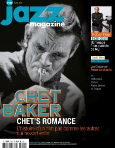 Jaquette Jazz Magazine