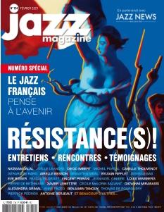 Couverture de Jazz Magazine