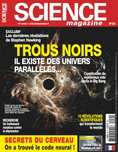 Science Magazine  |