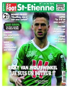 Le Foot St-Etienne |