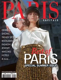 Jaquette Paris Capitale