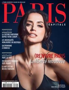 Couverture de Paris Capitale