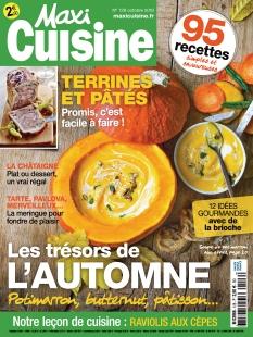Jaquette Maxi Cuisine