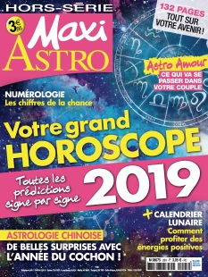 """Afficher """"Maxi Hors Série Astro"""""""
