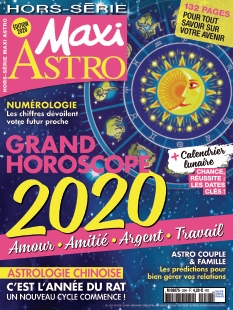 Maxi Hors Série Astro |