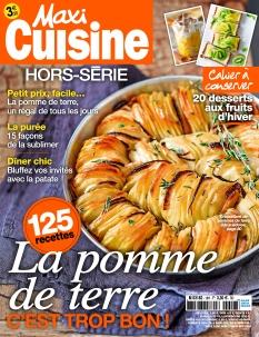 Maxi Cuisine Hors Série |