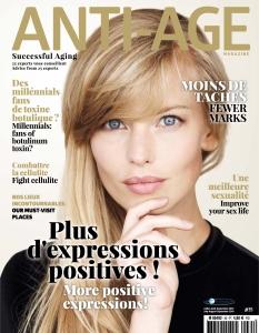 Jaquette Anti-Âge Magazine