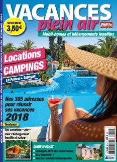 Le Monde du Plein-Air Hors Série Vacances |