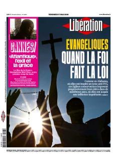Couverture de Libération