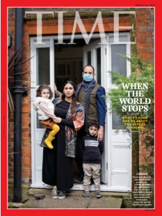 Time Magazine Edition Europe |