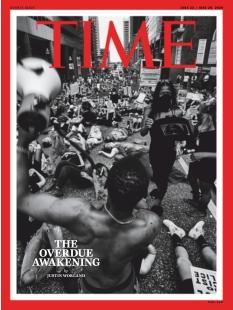 Jaquette Time Magazine European Edition