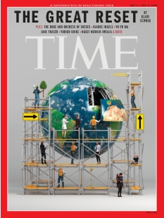 TIME Magazine European Edition  |