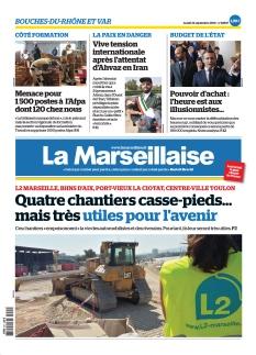 La Marseillaise BDR Marseille