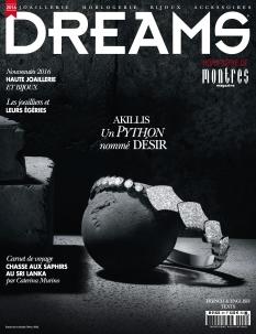 Montres magazine Hors-Série Dreams |