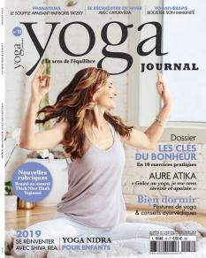 Jaquette Yoga Journal
