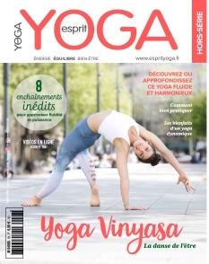 Jaquette Esprit Yoga Hors Série