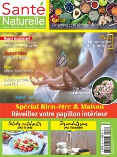 Jaquette Santé Naturelle Hors Série