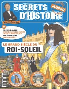 Secrets d'Histoire Hors Série Junior |