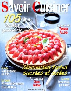 Savoir Cuisiner Magazine |