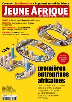Jeune Afrique Hors Série |