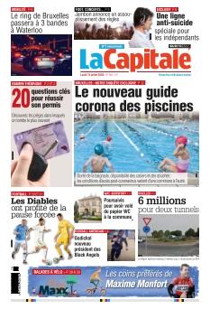 La Capitale édition Bruxelles  
