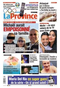 Jaquette La Province