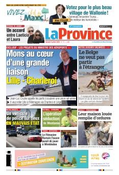 La Province édition Mons-Boringe  