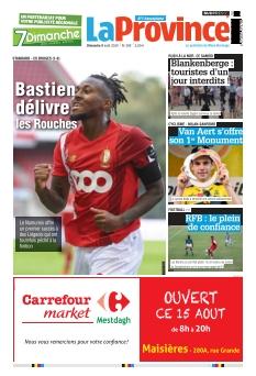 La Province édition Mons-Boringe |