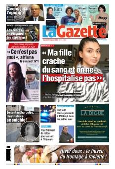 La Nouvelle Gazette édition Charleroi |