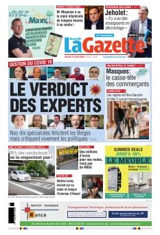 La Nouvelle Gazette édition Charleroi  