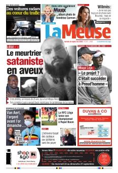 La Meuse édition Liège |