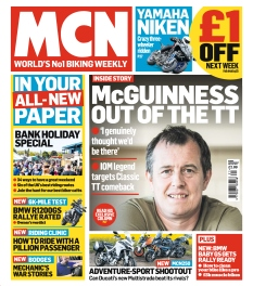 Jaquette MCN Weekly