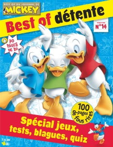 Le Journal de Mickey Best of