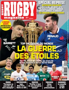 Rugby magazine |