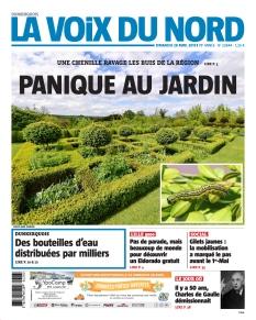 La Voix du Nord Dunkerque