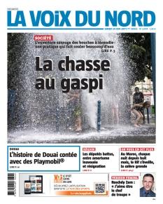 La Voix du Nord Douai |