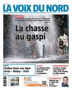 La Voix du Nord Arras |
