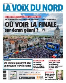 La Voix du Nord Arras