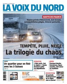 La Voix du Nord Roubaix |