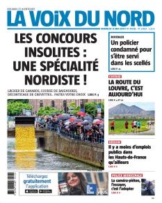 La Voix du Nord Roubaix