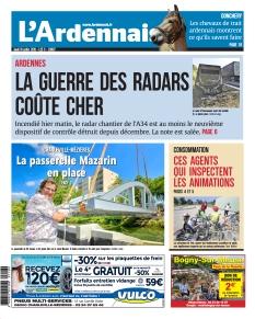 Jaquette L'Ardennais