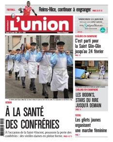 L'Union Châlons en Champagne |