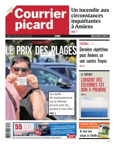 Courrier Picard Amiens |