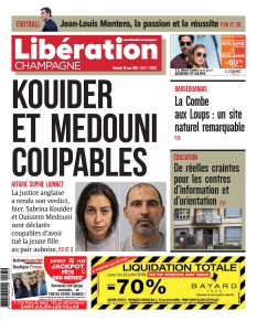 Libération Champagne |