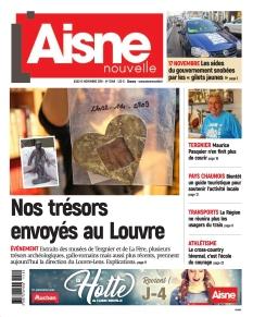 L'Aisne Nouvelle Chauny |