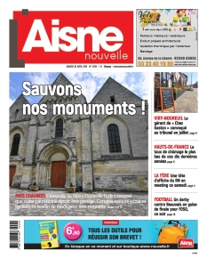 L'Aisne Nouvelle Chauny  